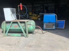 Air Compressor & Air Dryer- Located in Lester, PA