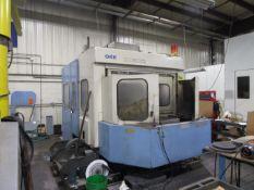 JRB #66 OKK KCH-500 Horizontal Machining Center- Located in Chalfont, PA