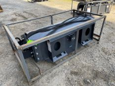 New Wolverine Skid Steer Hyd Vibratory Compact (r)- Located in Lester, PA