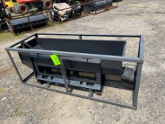 New Skid Steer Auger Attachment (a1)