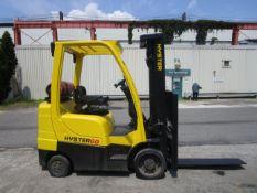 Hyster S60FT 6,000 lb Forklift
