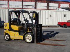 2015 Yale GLC155VX 15,000 lb Forklift