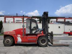 2008 Kalmar DCE160-6 36,000 lb Forklift