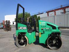 2014 JCB VMT260 Asphalt Vibratory Roller Compactor