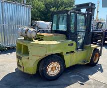 Clark GPH75 Pneumatic Tired Forklift