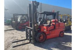 Ewell Parker ESI220 22,000 lb Forklift