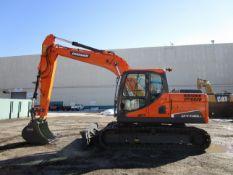 New Unused 2020 Doosan DX140 LC Excavator
