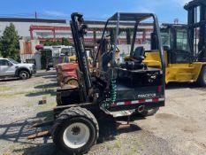 Princeton Piggyback Forklift