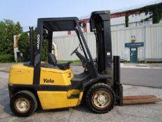 Yale GDP080LJ 8,000 lb Forklift