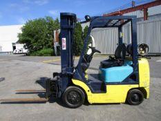 Komatsu FG20ST-12 4,000 lb Forklift