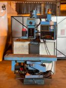 Supermax CNC-50 CNC Vertical Machining Center