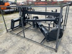 New Skid Steer 96 in Grader Attachment (k1)