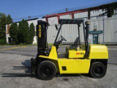 Hyster H80XL 8,000 lb Forklift