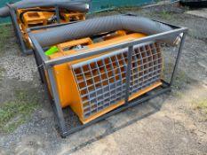 New Skid Steer Cement Mixer (c3)