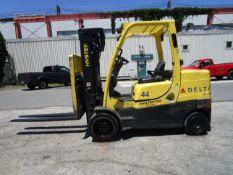 Hyster S100FT 10,000 lb Forklift