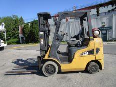 Caterpillar C5000-LP 5,000 lb Forklift