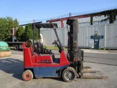 Hyster S80XL 8,000 lb Forklift