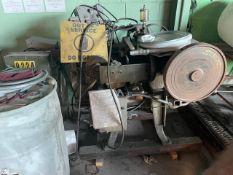 Nilsson Wire Forming Machine