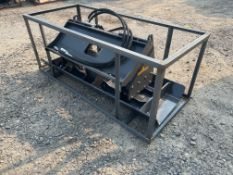 New Skid Steer Plate Compactor (e1)