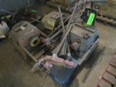 Lot of Pipe Threaders and Stands -Located in Cinnaminson, NJ