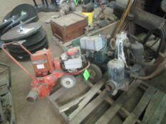 Lot of Pumps -Located in Cinnaminson, NJ