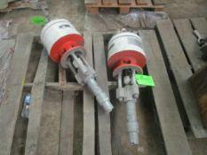 Lot of 2 Devilbiss Pumps -Located in Cinnaminson, NJ