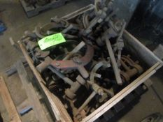 Lot of Pipe Clamps and Cutters -Located in Cinnaminson, NJ