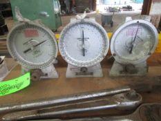 Lot of 3 Torque Testers-Located in Cinnaminson, NJ