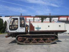 Morooka MST2200VD Crawler Dumper -Located in Lester, PA