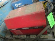 Lincoln Invertec V350 Pro Welder -Located in Cinnaminson, NJ