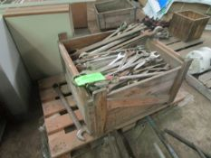 Lot of Wrenches -Located in Cinnaminson, NJ