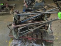 Lot of Pipe Stands -Located in Cinnaminson, NJ