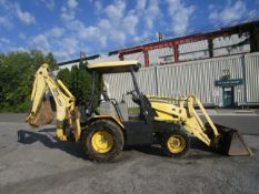 2010 Yammer CBL40 LD Backhoe Loader -Located in Lester, PA