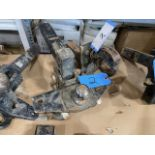 PINTLE & EQUALIZER HITCH, NO BARS