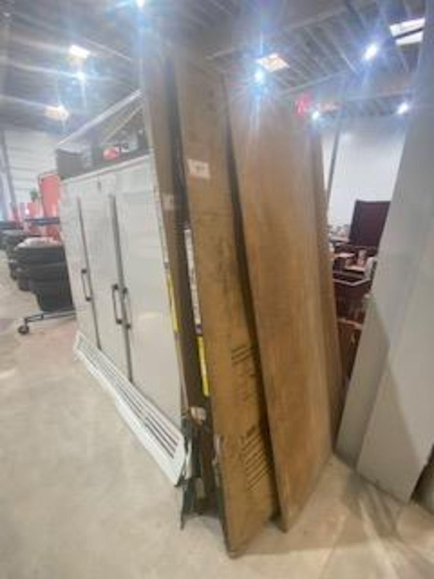34 X 80 SCREEN DOOR (WHITE)