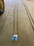 L/O 2-3/8IN X 20FT LOAD CHAIN
