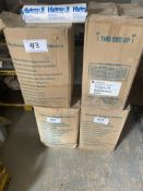 L/O 4 CASES HYTREX DEPTH FILTERS