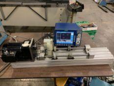 ZetecMIZ-28Eddie Current Test Instrument. Model 10049765-8 Serial Number: 709220 Includes Probes a