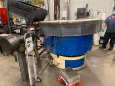 Royson Engineering 15-CTV-IS Bowl Type Vibratory Finisher