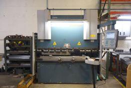 2008 Durma E 2040 CNC Press Brake, Serial Number 750208330, 3-Axis, 44-Ton x 6'