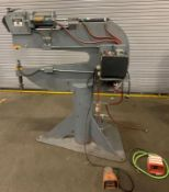 """ATI Industries AT256SS Stationary Pneumatic Dimpling Machine , 36"""""""