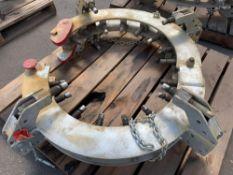 "Mathey Dearman18""-24"", D711-1824, RIM Clamp, Pipe Welding, Clamping"