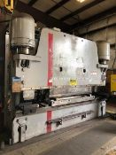 New 2000 Pacific Model K-600-14 Hydraulic Press Brake 600 ton X 14' Serial Number A1590