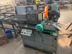 1999 IBPPedrazzoli Super Brown 350 (350/45-AP) Programmable Cold Saw Serial Number 634244
