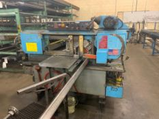 DoAll C-916A Semi-Automatic Band Saw Serial Number 502-94329