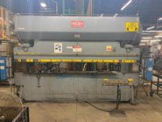Chicago Dries &Krump Model: 1012L Mechanical Press Brake Serial Number: L-20631 90-Ton x 12'