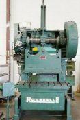 Rousselle 6-B-48 OBI Press Serial No: 13925 Tonnage: 60 Ton