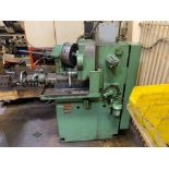 "Oliver Drill Grinder With Air Infeed Model: 600 Serial Number: 66890 Rated Capacity 1/2"" to 3"" Will"