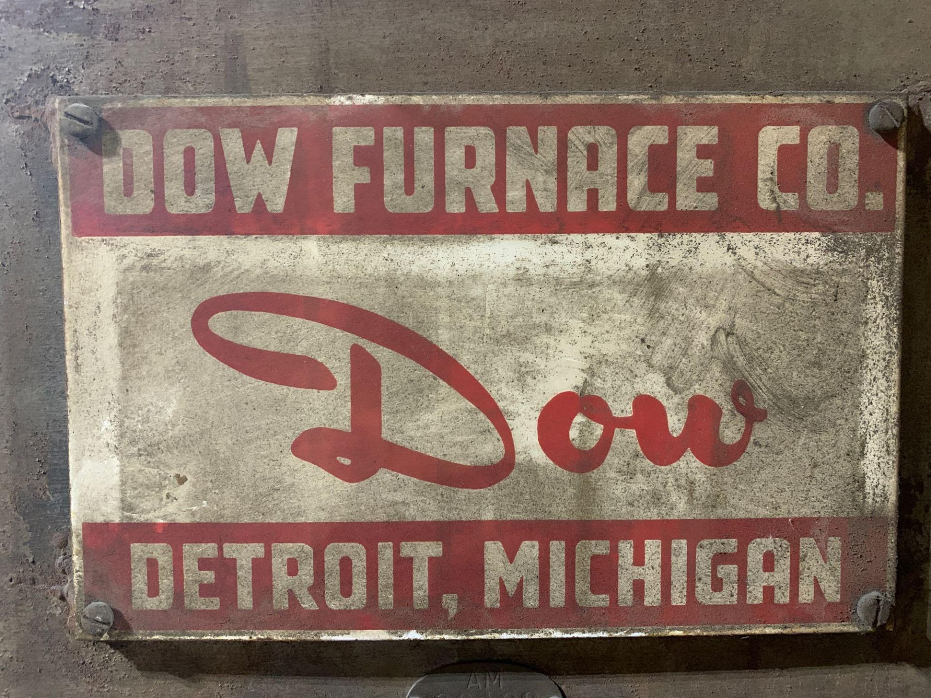 Dow Furnace Co. Electric Draw Furnace Seller States It Will Do At Least 1200 Degrees Model Bxe-24362 - Image 15 of 21