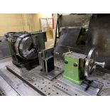 "15"" Yuasa SPNC-500 4th Axis Rotary Indexer & CNC Control Yuasa SPDX 1/2 4-5/16"" Through Hole 12"" Sys"